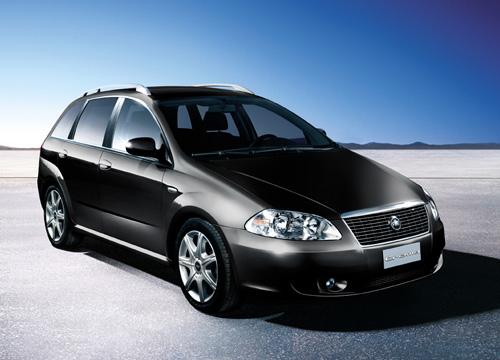 Продажа автомобилей Fiat Croma на российском рынке