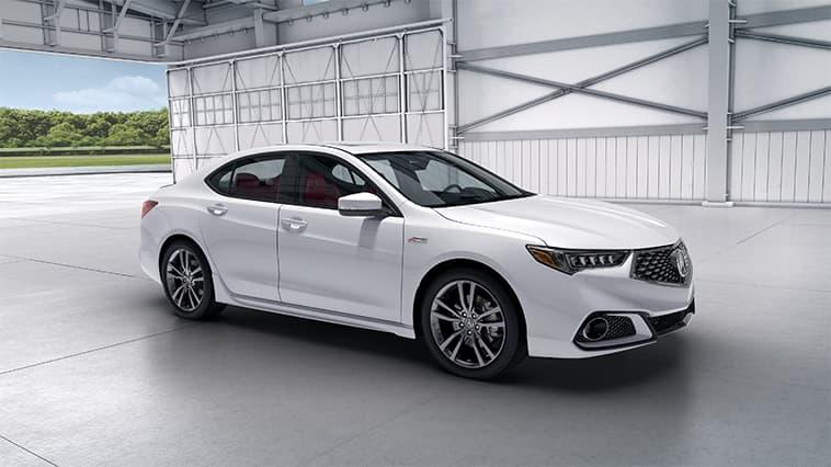 Седан Acura TLX. Пополнение российской линейки компании