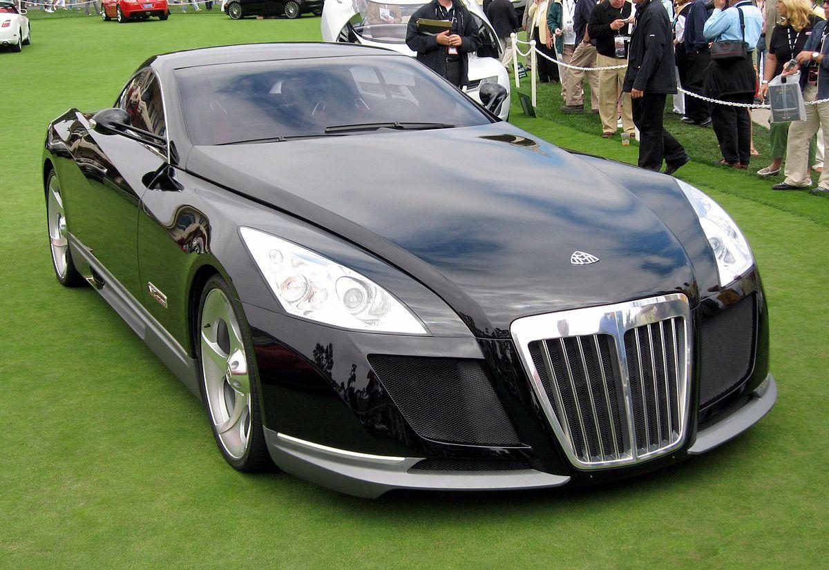 Какое авто самое дорогое в мире