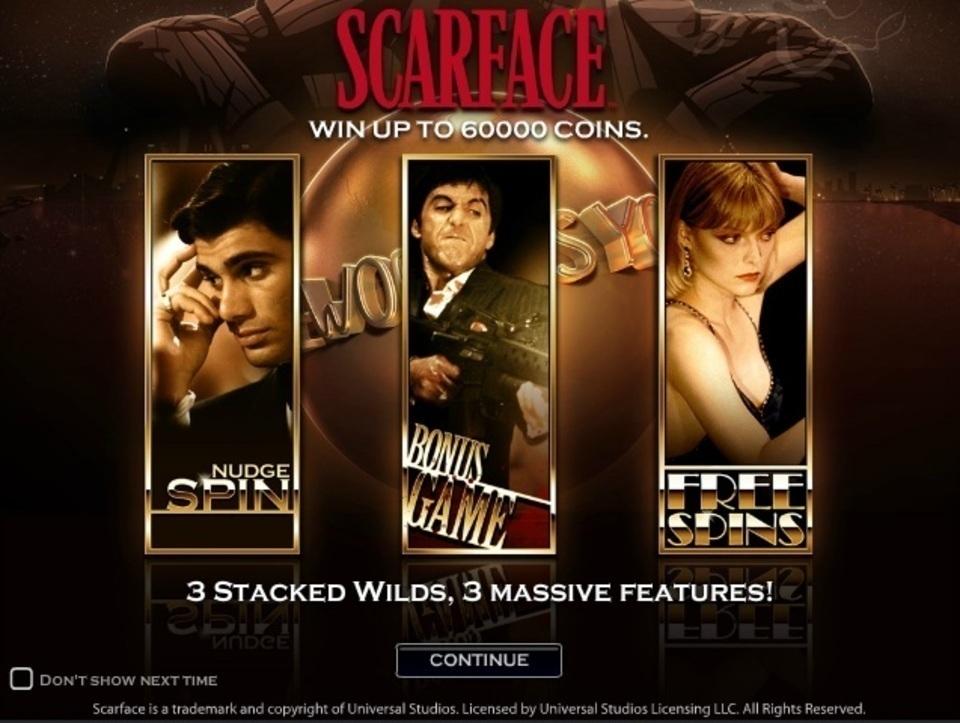 Онлайн-слот Scarface