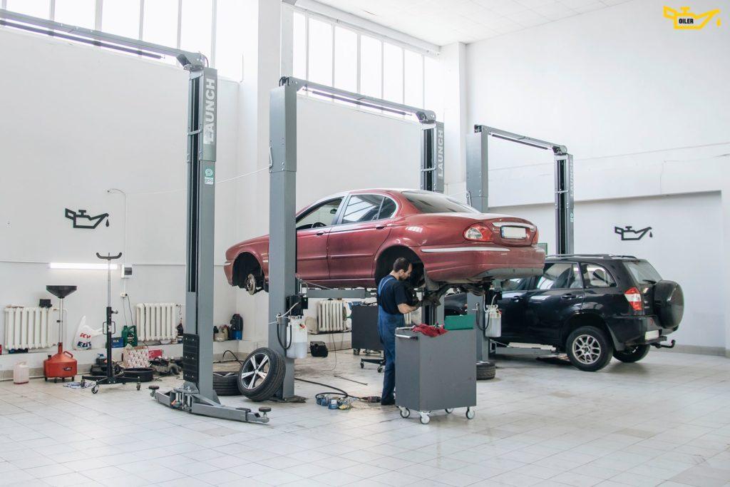 Выбор правильной ремонтной автомастерской