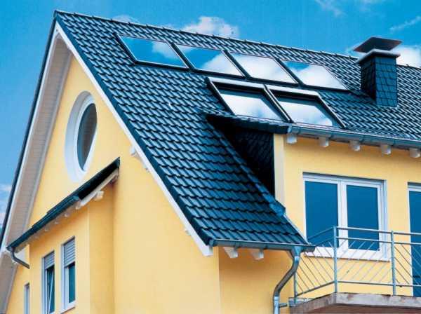 4 полезных преимущества установки новой крыши