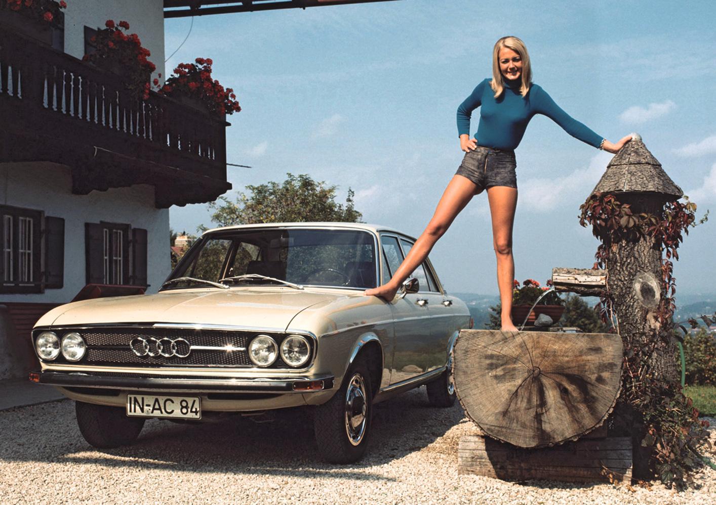 Ауди в 60-х