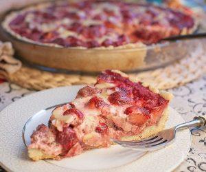 Мои любимые легкие и полезные рецепты для летних пирогов